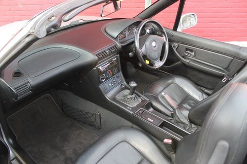1998 BMW Z3 ROADSTER CONVERTIBLE, MANUAL For Sale (picture 4 of 4)
