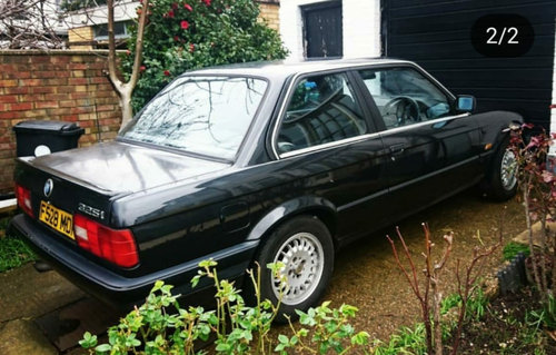 Bmw 325i Se - Full Bmw Service History- 116K For Sale (picture 1 of 6)