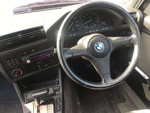 Bmw 325i Se - Full Bmw Service History- 116K For Sale (picture 3 of 6)