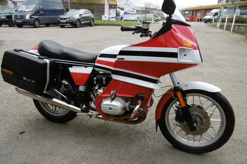 1983 Just stunning R100RT Lots and lots spent  SOLD (picture 2 of 6)
