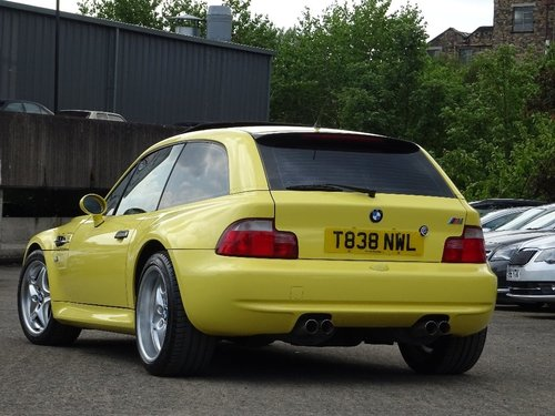 1999 BMW Z3M 3.2 2dr Z3M COUPE LOW MILEAGE + LHD For Sale (picture 2 of 6)