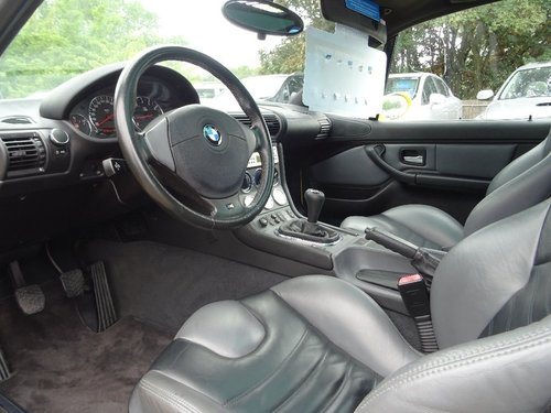 1999 BMW Z3M 3.2 2dr Z3M COUPE LOW MILEAGE + LHD For Sale (picture 4 of 6)