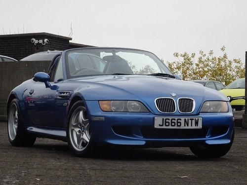 1999 BMW Z3M 3.2 2dr Z3M ROADSTER For Sale (picture 1 of 6)