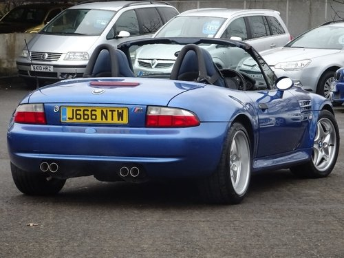 1999 BMW Z3M 3.2 2dr Z3M ROADSTER For Sale (picture 3 of 6)