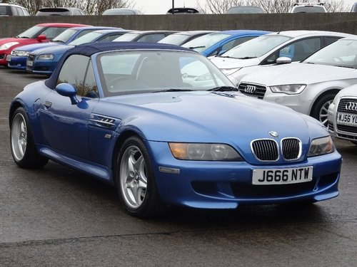 1999 BMW Z3M 3.2 2dr Z3M ROADSTER For Sale (picture 6 of 6)