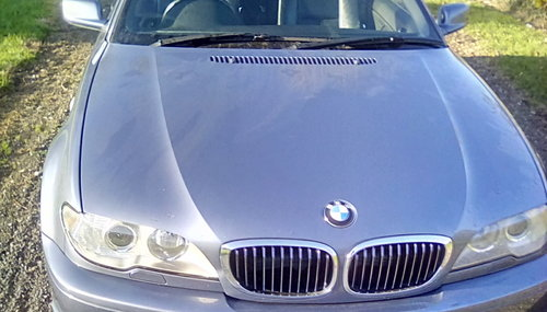 2003 Bmw E46 320 Ci Sport convertible & hardtop . For Sale (picture 2 of 6)