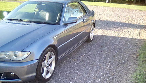2003 Bmw E46 320 Ci Sport convertible & hardtop . For Sale (picture 3 of 6)