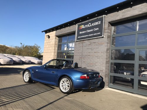 2001 BMW Z3 1.9, 30,000 Miles  SOLD (picture 2 of 6)