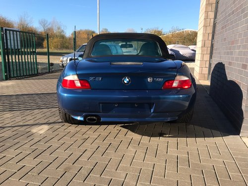 2001 BMW Z3 1.9, 30,000 Miles  SOLD (picture 4 of 6)