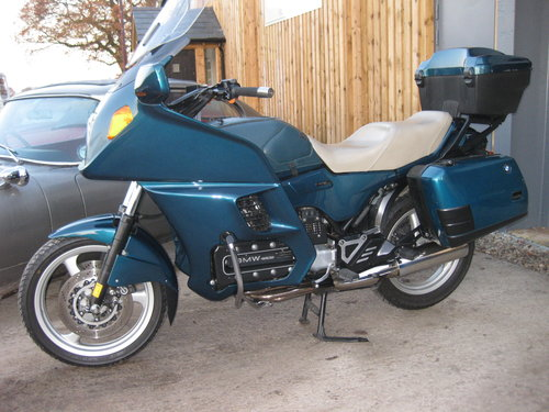 1993 BMW K1100LT For Sale (picture 1 of 6)