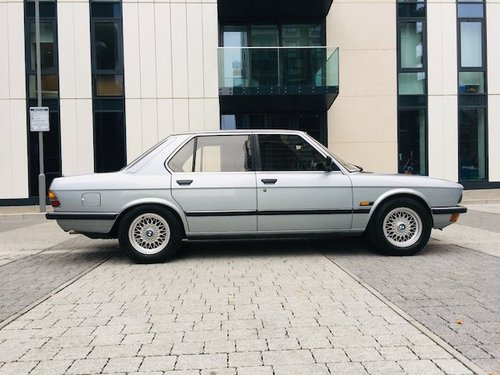 1984 Bmw 520i e28 54k - exceptional condition  For Sale (picture 2 of 6)
