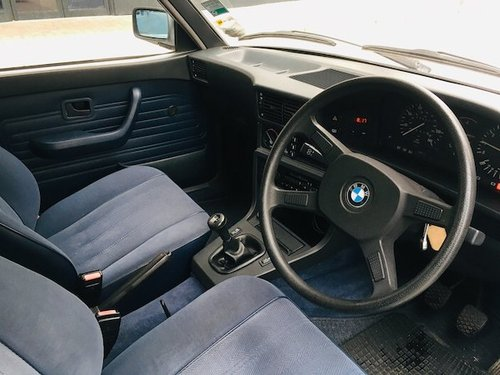 1984 Bmw 520i e28 54k - exceptional condition  For Sale (picture 6 of 6)