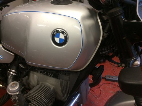 1985 BMW R80, ultra low mileage. SOLD (picture 3 of 6)