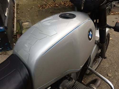 1985 BMW R80, ultra low mileage. SOLD (picture 6 of 6)