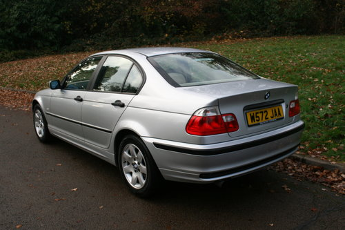 BMW 318i SE.. E46.. Only 37,000 Miles.. FSH.. Factory Extras SOLD (picture 5 of 6)