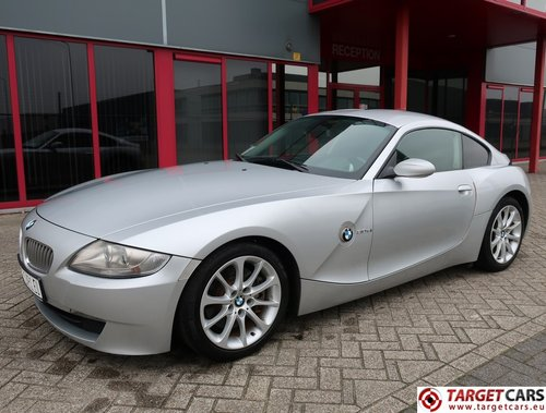 2006 BMW Z4 Coupe 3.0i Aut LHD For Sale (picture 1 of 6)