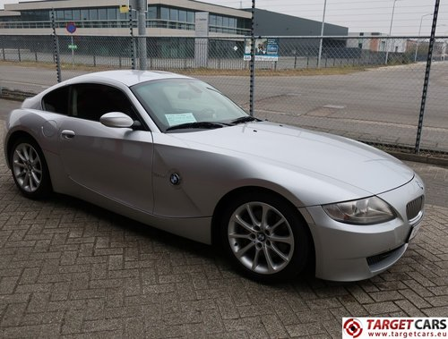 2006 BMW Z4 Coupe 3.0i Aut LHD For Sale (picture 2 of 6)