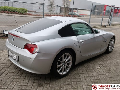 2006 BMW Z4 Coupe 3.0i Aut LHD For Sale (picture 3 of 6)