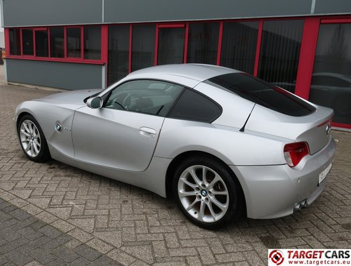 2006 BMW Z4 Coupe 3.0i Aut LHD For Sale (picture 4 of 6)