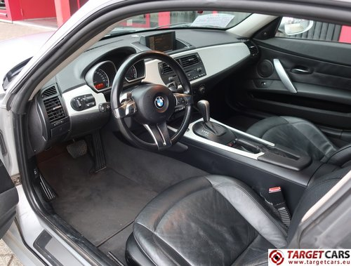 2006 BMW Z4 Coupe 3.0i Aut LHD For Sale (picture 5 of 6)