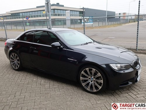 2008 BMW M3 E92 Cabrio 4.0L 420HP RHD For Sale (picture 2 of 6)