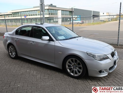 2005 BMW 545i Sedan E60 M-Sport LHD For Sale (picture 2 of 6)