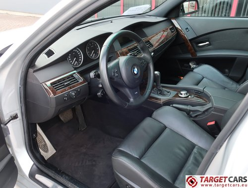2005 BMW 545i Sedan E60 M-Sport LHD For Sale (picture 5 of 6)