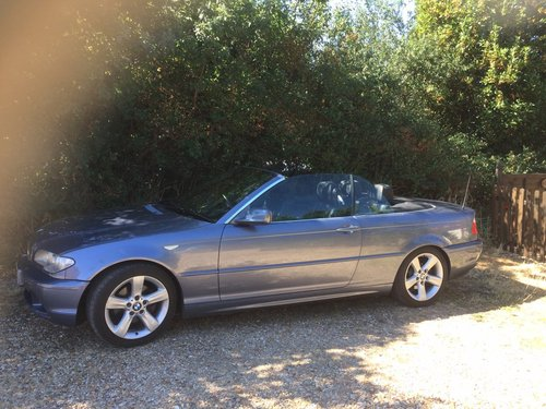 2003 Bmw E46 320 Ci Sport convertible & hardtop . For Sale (picture 6 of 6)