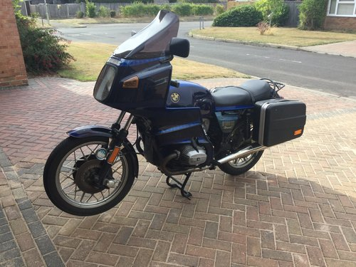 BMW R100RS 1980 For Sale (picture 1 of 5)