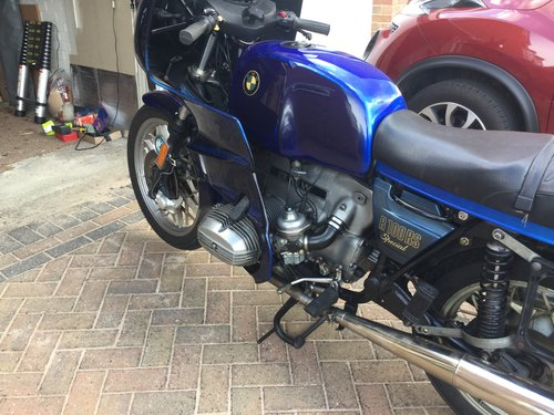 BMW R100RS 1980 For Sale (picture 3 of 5)