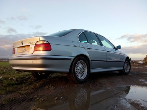 1997 BMW 535i E39 Lovely condition History and New MOT For Sale (picture 2 of 6)