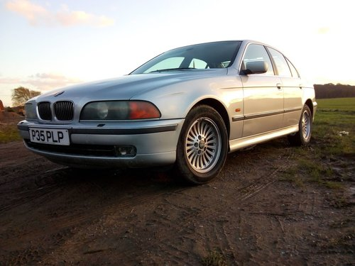 1997 BMW 535i E39 Lovely condition History and New MOT For Sale (picture 3 of 6)