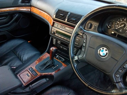 1997 BMW 535i E39 Lovely condition History and New MOT For Sale (picture 4 of 6)