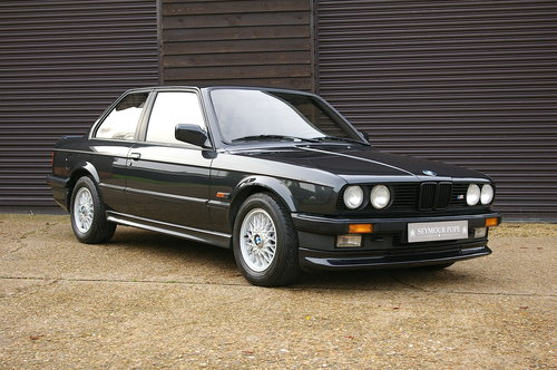 1987 BMW E30 320i M-TECH Coupe 5 Speed Manual LHD (66,780 miles) SOLD (picture 1 of 6)