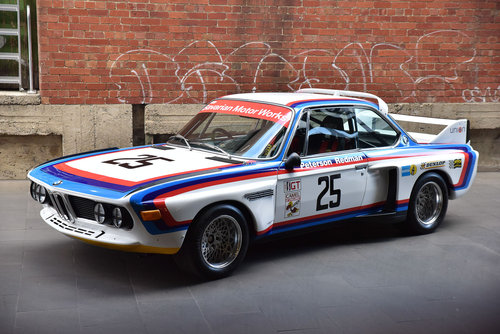 1974 BMW E9 CSL (Tribute) SOLD (picture 3 of 6)