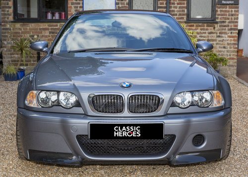 2003 BMW E46 M3 CSL 49,000 miles For Sale (picture 1 of 6)