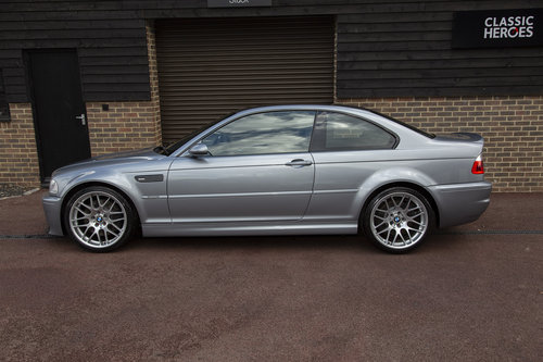 2003 BMW E46 M3 CSL 49,000 miles SOLD (picture 2 of 6)