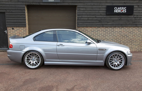 2003 BMW E46 M3 CSL 49,000 miles For Sale (picture 3 of 6)