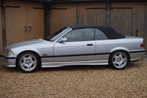1995 BMW M3 3.0 2dr For Sale (picture 1 of 6)