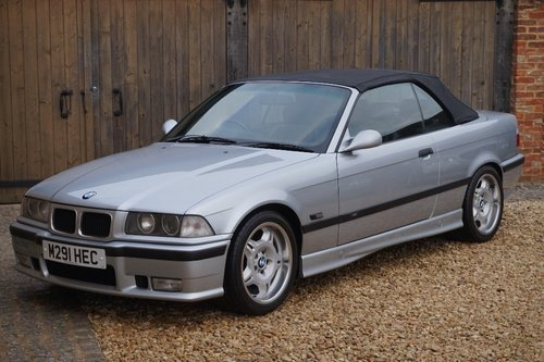1995 BMW M3 3.0 2dr For Sale (picture 2 of 6)