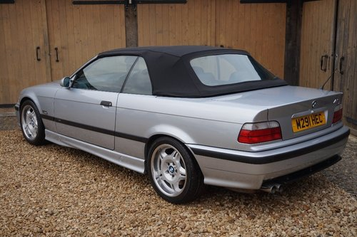1995 BMW M3 3.0 2dr For Sale (picture 3 of 6)