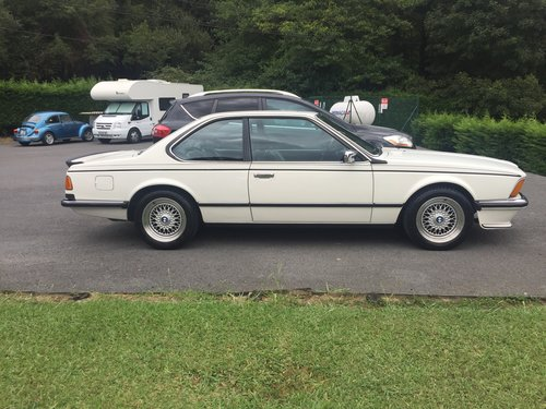 1985 Bmw 635 csi For Sale (picture 2 of 6)