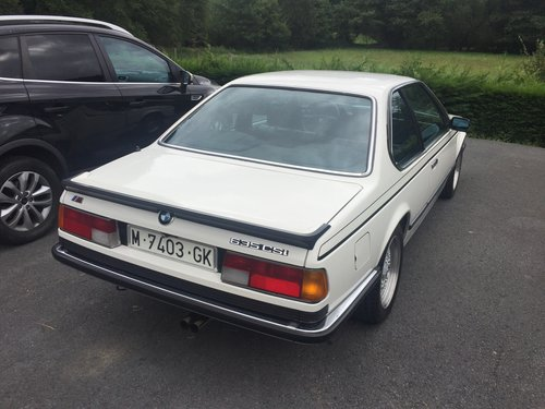 1985 Bmw 635 csi For Sale (picture 3 of 6)