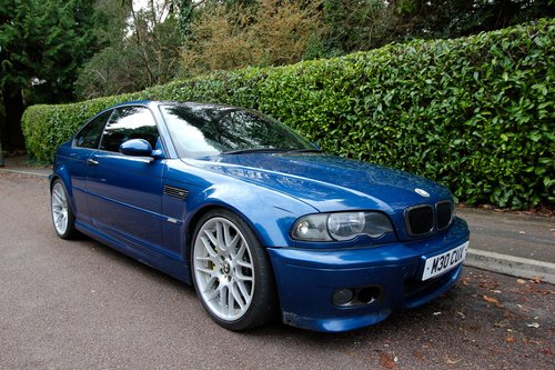 2002 BMW M3 - New Mot - Sensible modifications - Track Car For Sale (picture 1 of 5)
