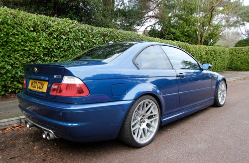 2002 BMW M3 - New Mot - Sensible modifications - Track Car For Sale (picture 2 of 5)