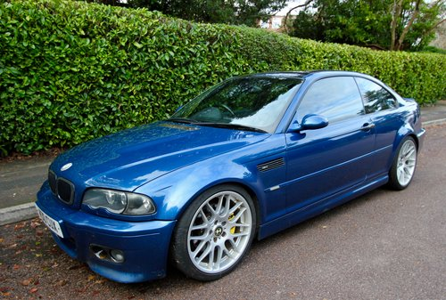2002 BMW M3 - New Mot - Sensible modifications - Track Car For Sale (picture 4 of 5)