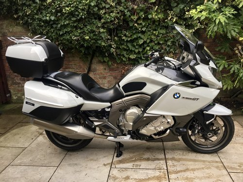 2012 BMW K1600GT SE, High Spec, FBMSH, Immaculate SOLD (picture 1 of 6)