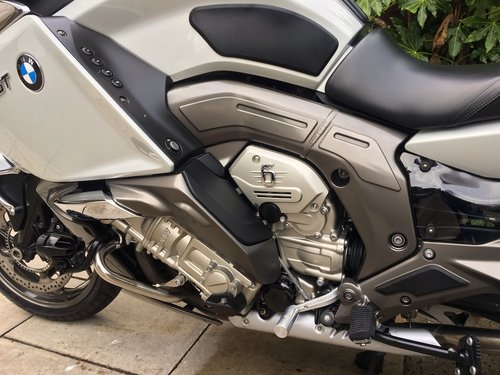 2012 BMW K1600GT SE, High Spec, FBMSH, Immaculate SOLD (picture 3 of 6)