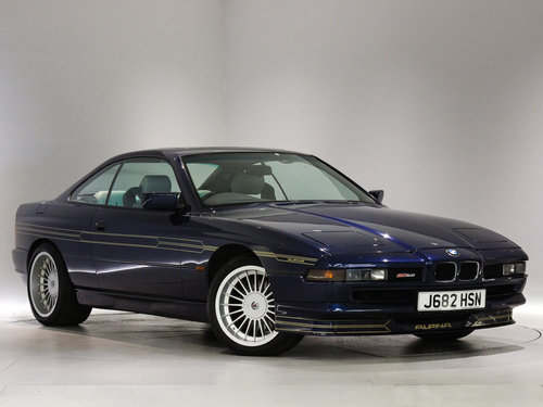 1991 Alpina BMW B12 5.0 V12 Coupe- 1 of Only 5 UK Cars Made SOLD (picture 1 of 6)