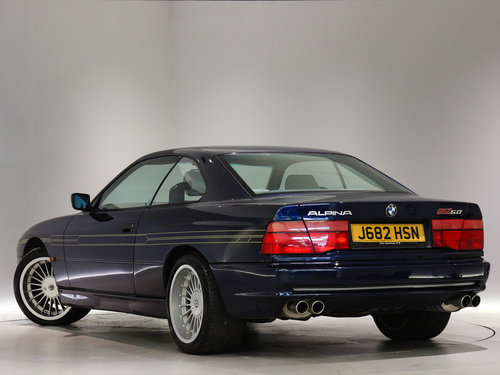1991 Alpina BMW B12 5.0 V12 Coupe- 1 of Only 5 UK Cars Made SOLD (picture 2 of 6)